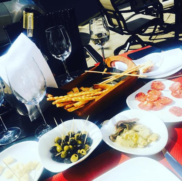 Sides Giovannis food italian restaurant knutsford